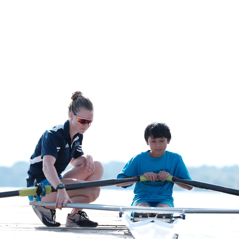 Learn About Rowing