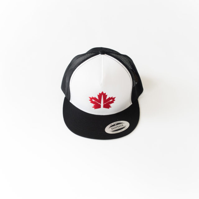 Emblem Trucker Hat