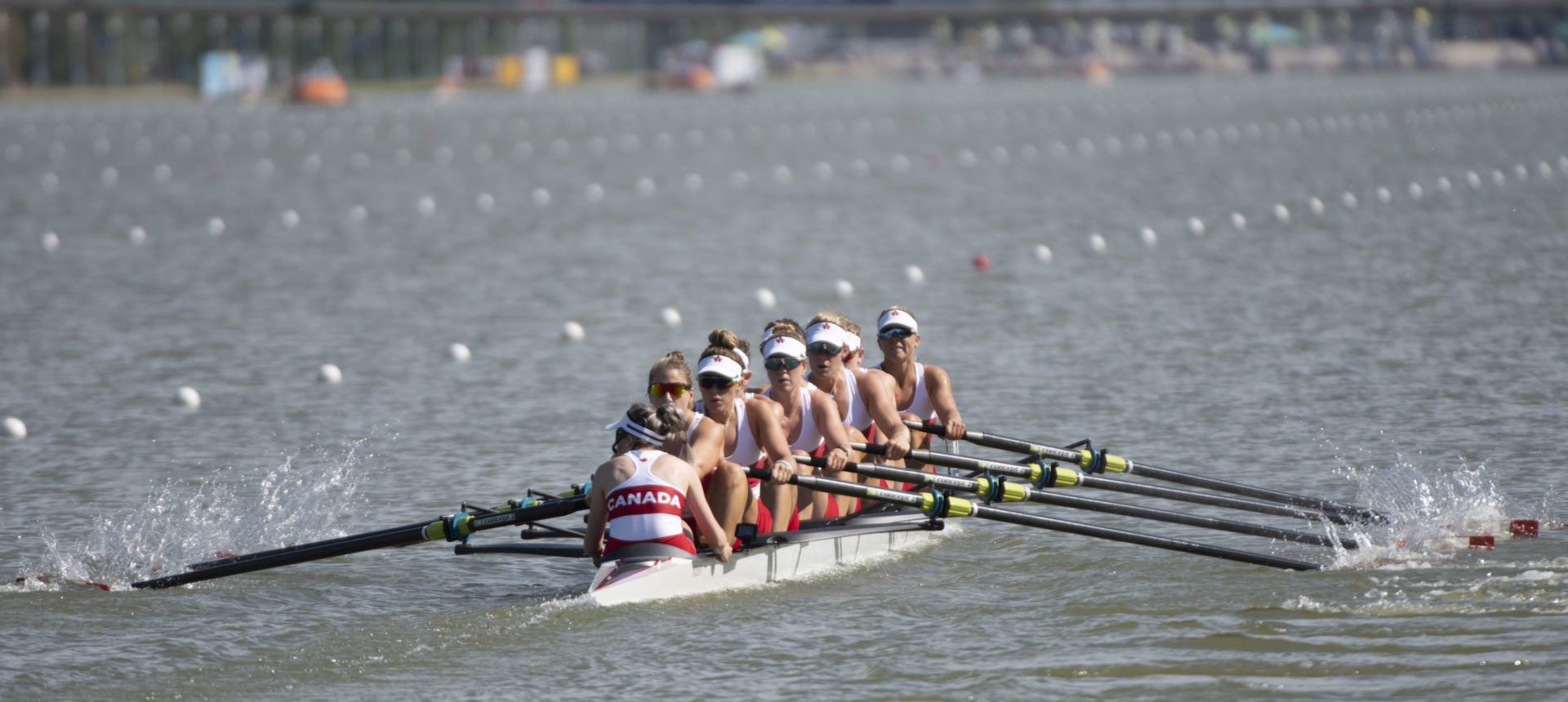 Canadian Crews named for 2019 World Rowing Cup and Gavirate International Para Rowing Regatta