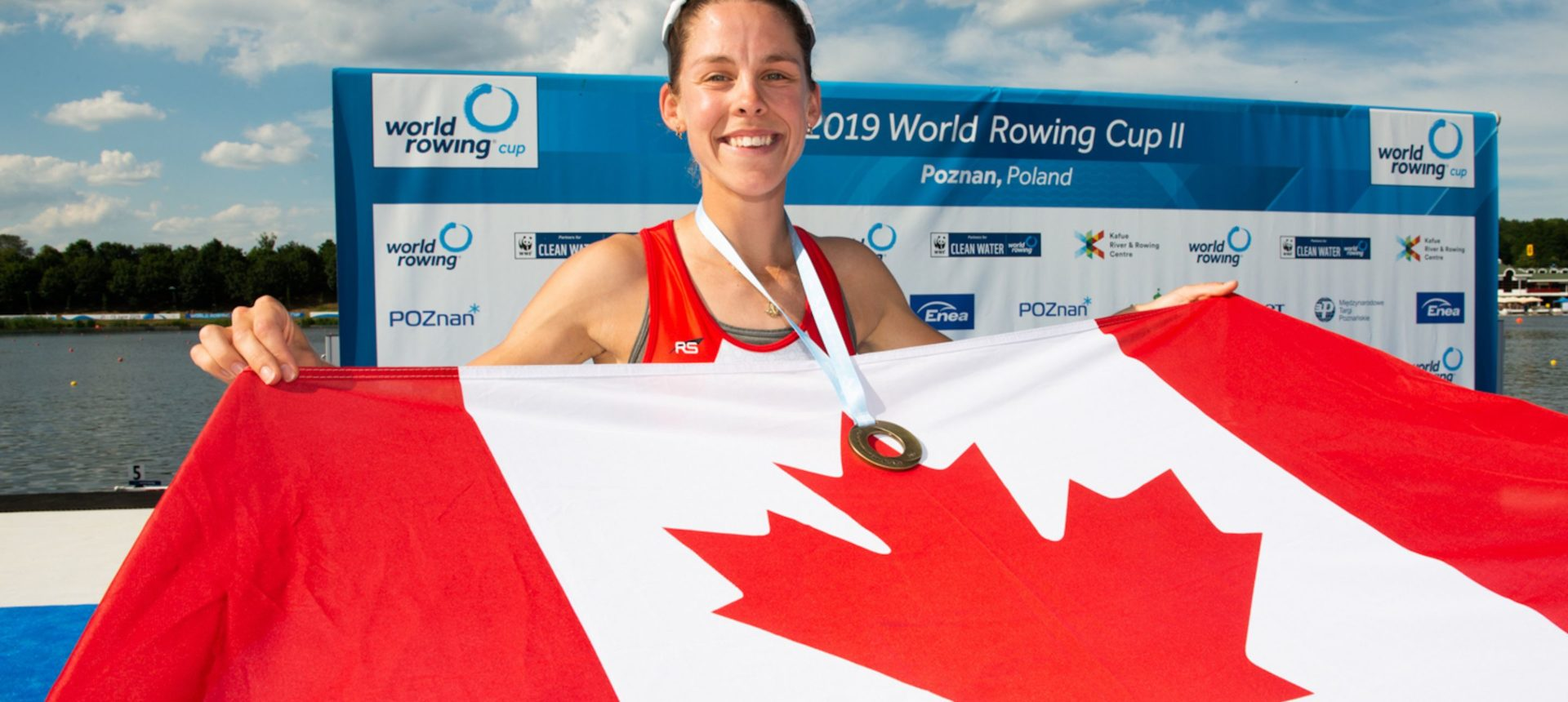 Golden Day for Canada in Poznan
