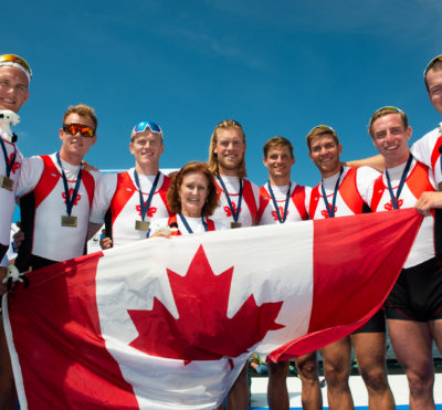 Five medal haul for Canada at World Cup 2