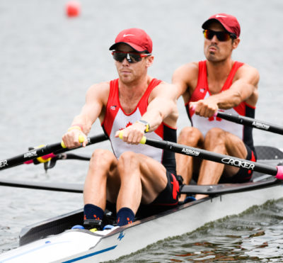 Canadian crews advance to semi-finals in Poznan