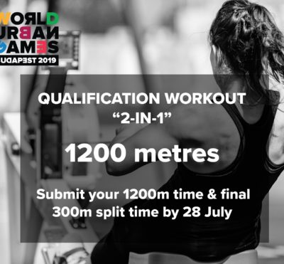 Online qualification process open for World Urban Games