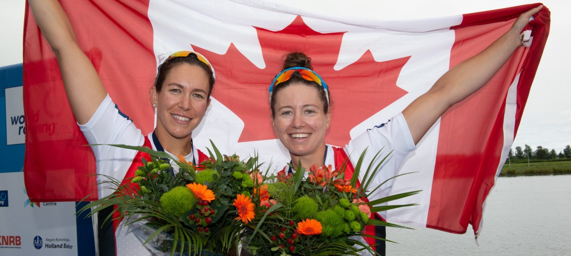 Double Bronze for Canada in Rotterdam