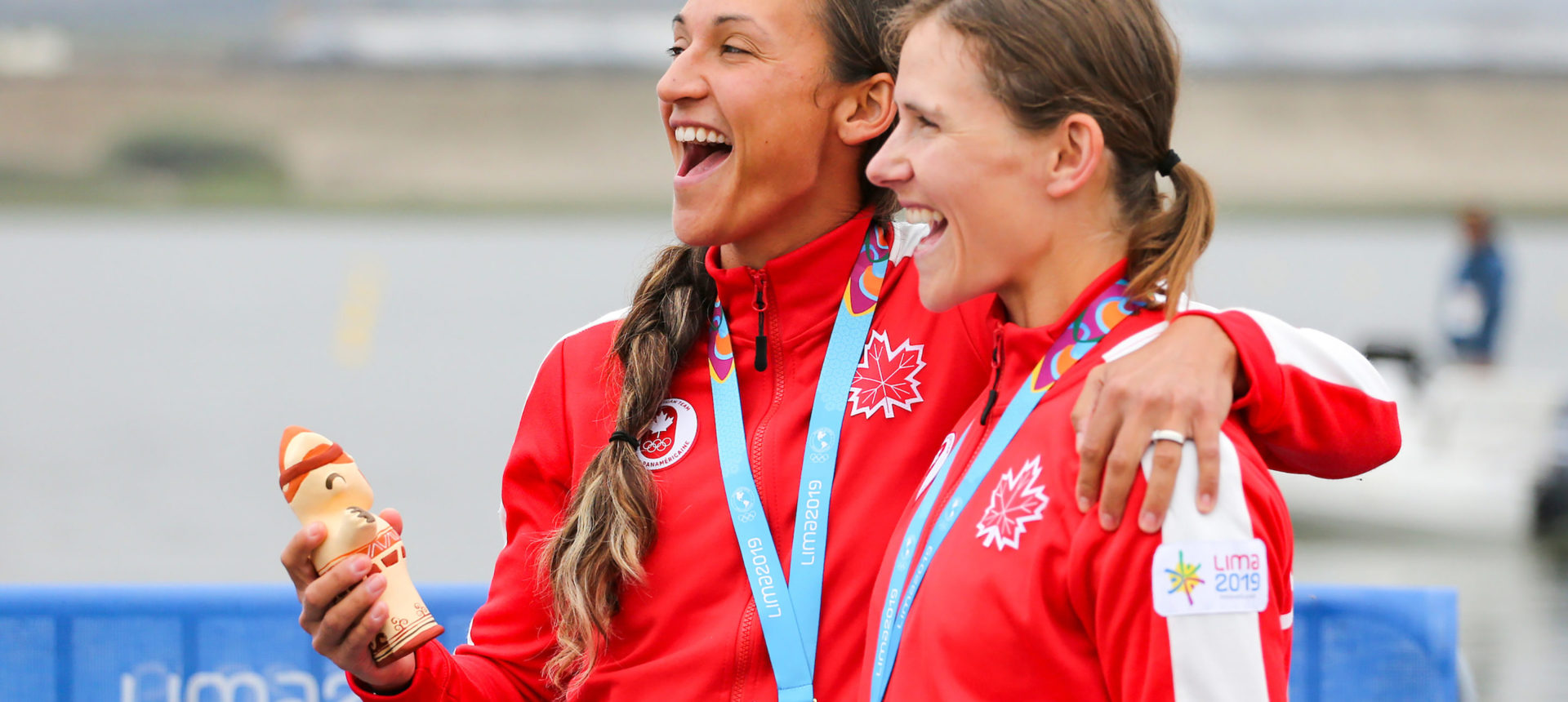 Canada wins double Pan American gold