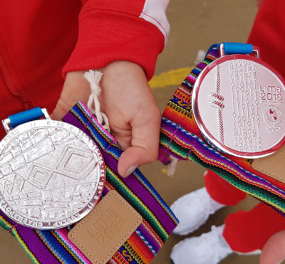 Canada wins first 2019 Pan American rowing medal in Peru