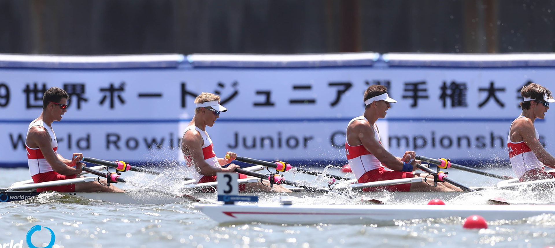 Three crews move on to World Juniors A/B semis