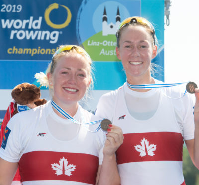Bronze Medal and two more Olympic boats qualified for Tokyo