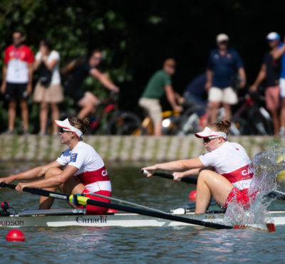 Team Canada set for World Rowing Championships