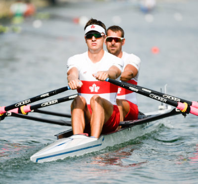 Strong opening day for Canada at Rowing World Championships