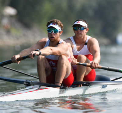 A Finals booked for Para rowers at World Championships