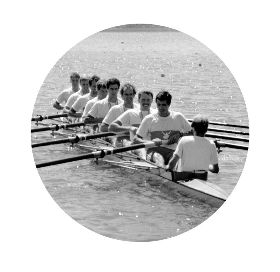 1984 Men's Coxed Eight