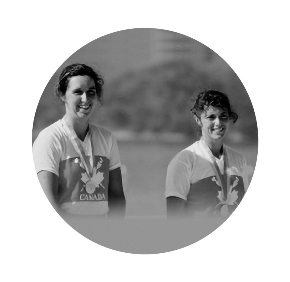 Tricia Smith and Betty Craig (W2-)