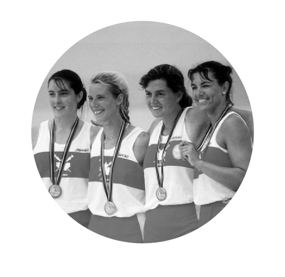 1992 Women's Coxless Four