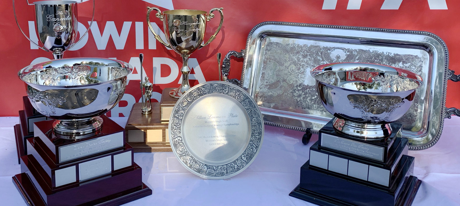 Six new trophies to be awarded at RCA National Rowing Championships