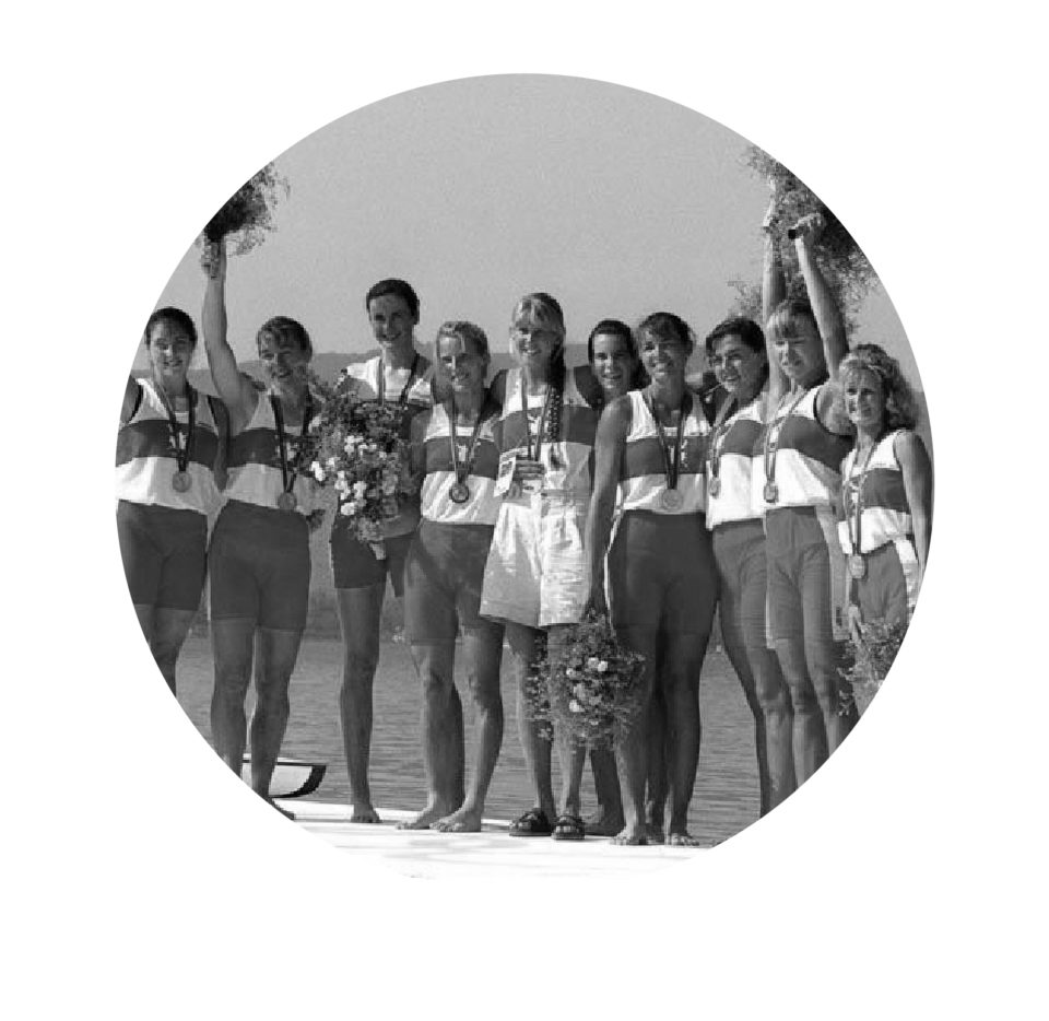 1992 Women's Coxed Eight