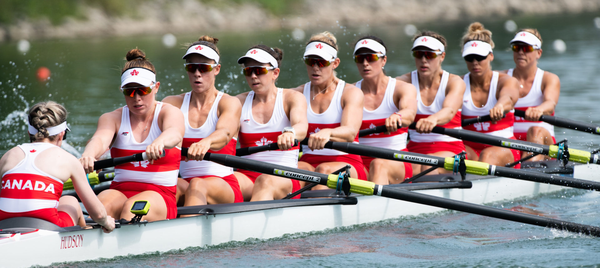 Women's eight qualified for Tokyo on closing day in Linz-Ottensheim