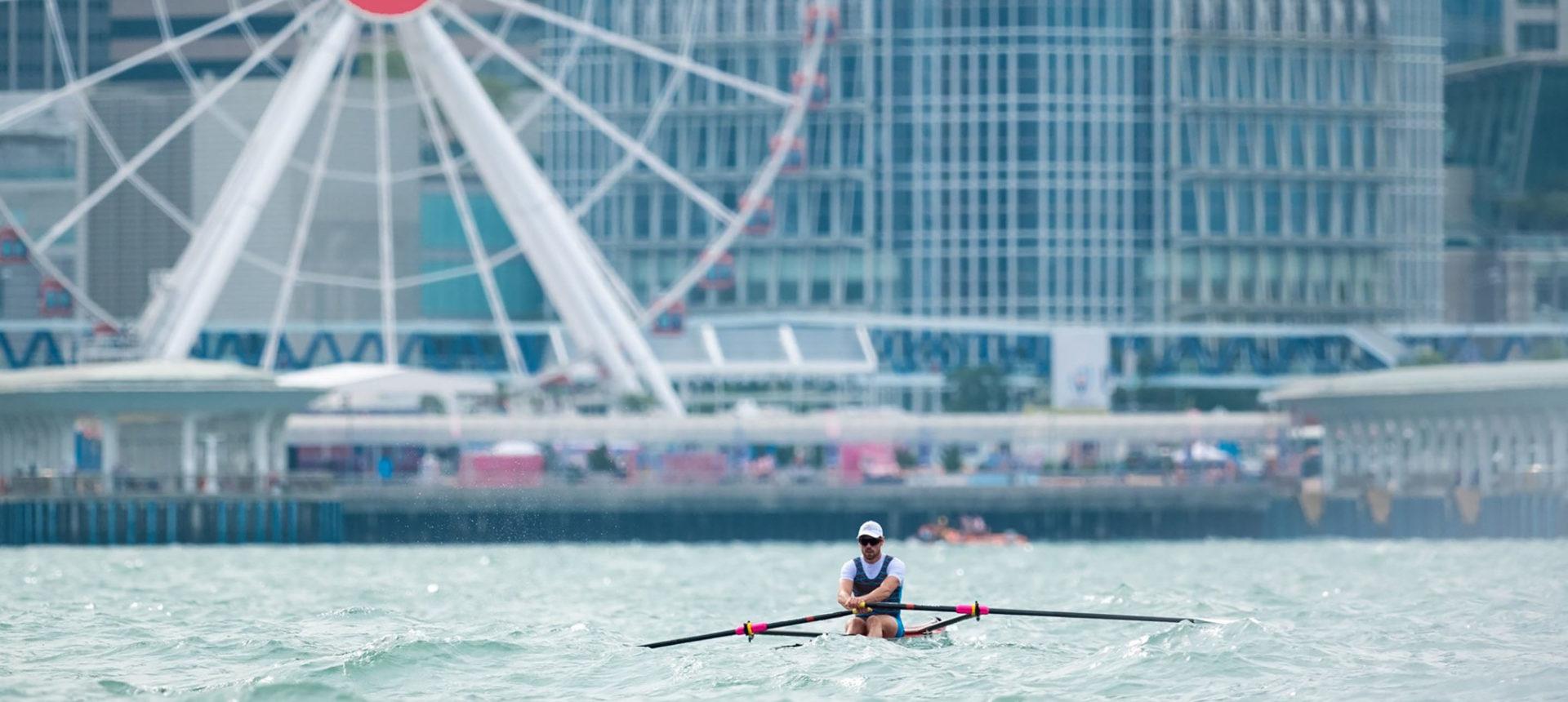 Canadians set to make waves in Hong Kong