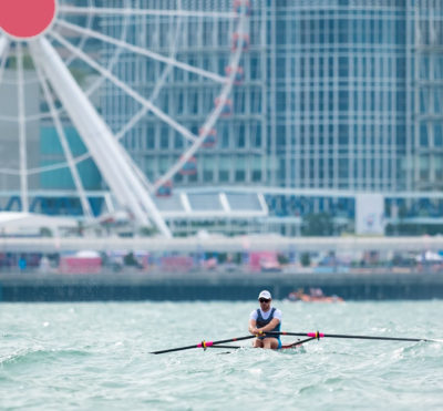 Canadians set to make waves in Hong Kong