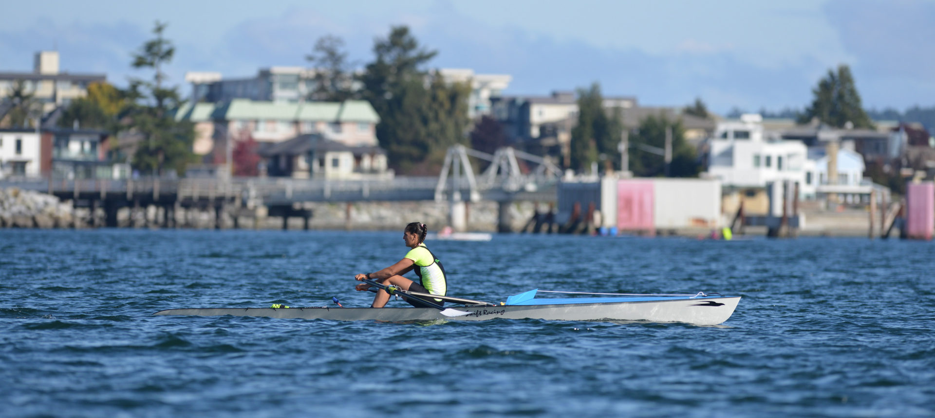 Canadian crews to race for inaugural World Rowing Beach Sprint Finals titles