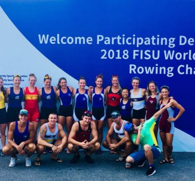 Canada to host 2022 FISU World University Rowing Championship in London, Ontario