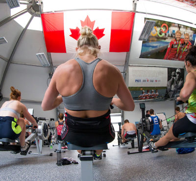 2020 Canadian indoor rowing season