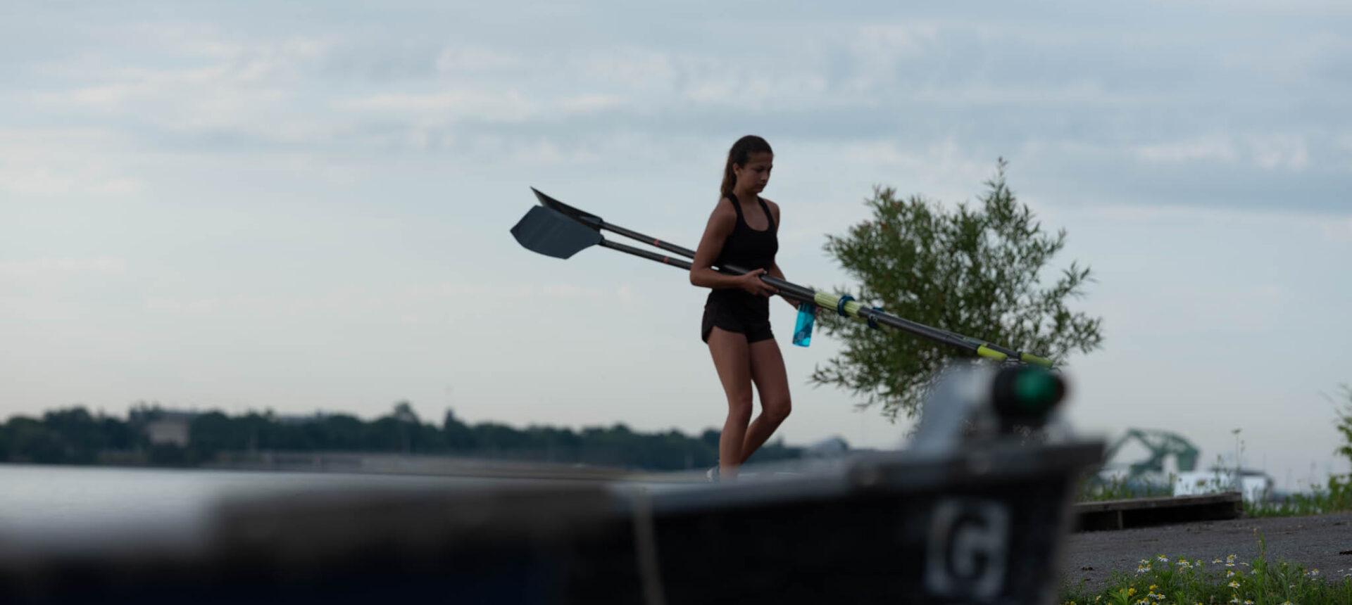 Member Update #3: Return to Rowing