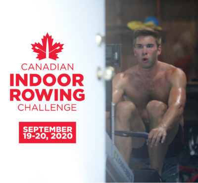 RCA announces Canadian Indoor Rowing Challenge