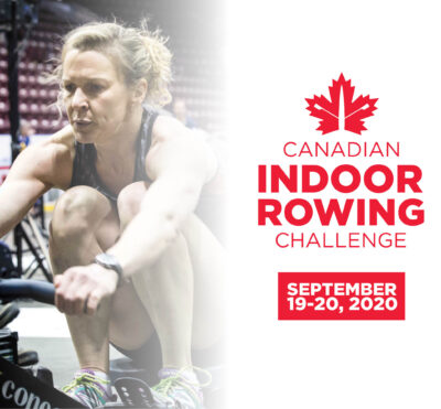 Canadian Indoor Rowing Challenge registration now open