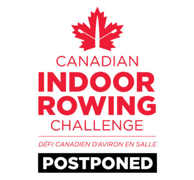 Canadian Indoor Rowing Challenge – Event Postponed