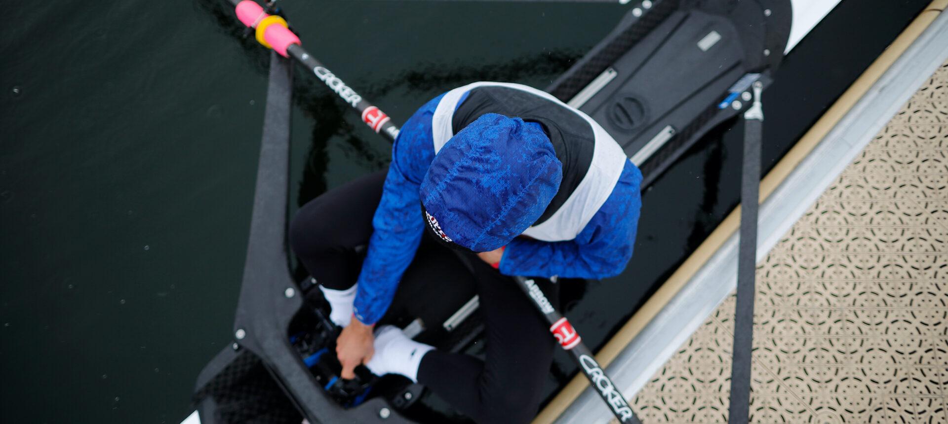 Member Update #5: Return to Rowing