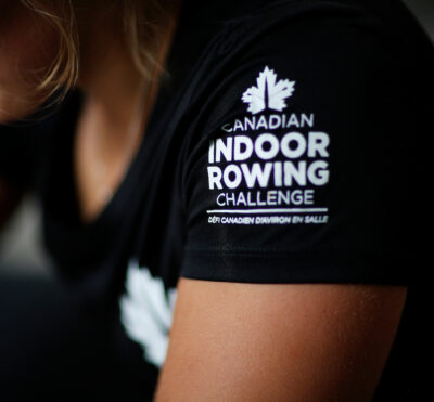Canadian Indoor Rowing Challenge results are in!