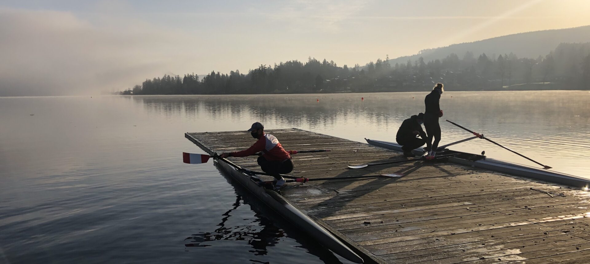 Making strides in Cowichan Valley for future National Team Training Centre