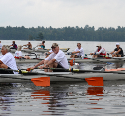 2022 World Rowing Tour: The Bay of Quinte and 1000 Islands