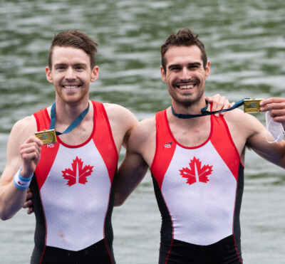 Canadian crews smash qualification regatta to punch tickets to Tokyo
