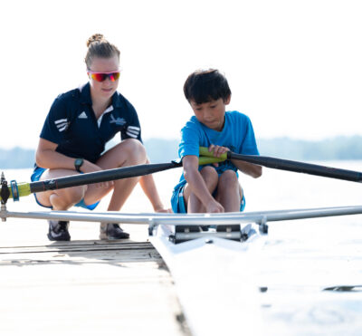 Join us for National Come Try Rowing Day