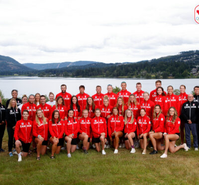 Largest Canadian rowing team in 25 years nominated to represent Team Canada at Tokyo 2020