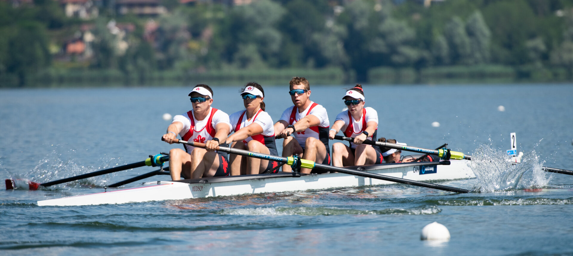 Canada off to strong start at Final Paralympic Qualification Regatta