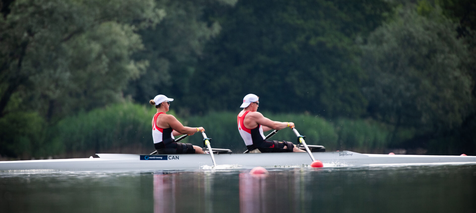 Two Canadian boats to race in Paralympic qualifier finals
