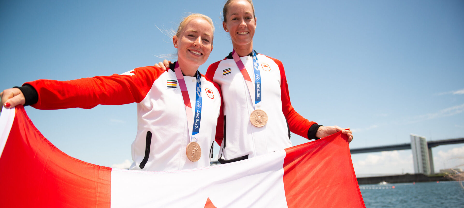 Filmer and Janssens win Olympic bronze