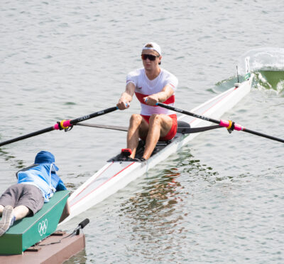 Strong first day of racing for Canada in Tokyo