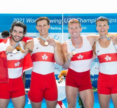 Canada wins gold at World U23 Championships