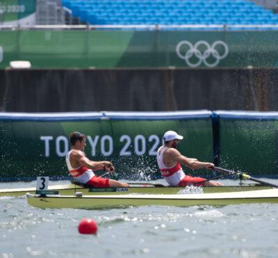 Three more Canadian boats progress to A finals