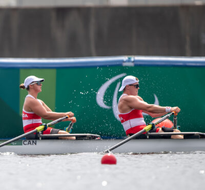 Paralympic Regatta concludes with B Finals action