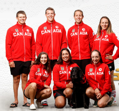 Team of seven rowers to race for Canada at Tokyo 2020 Paralympic Games