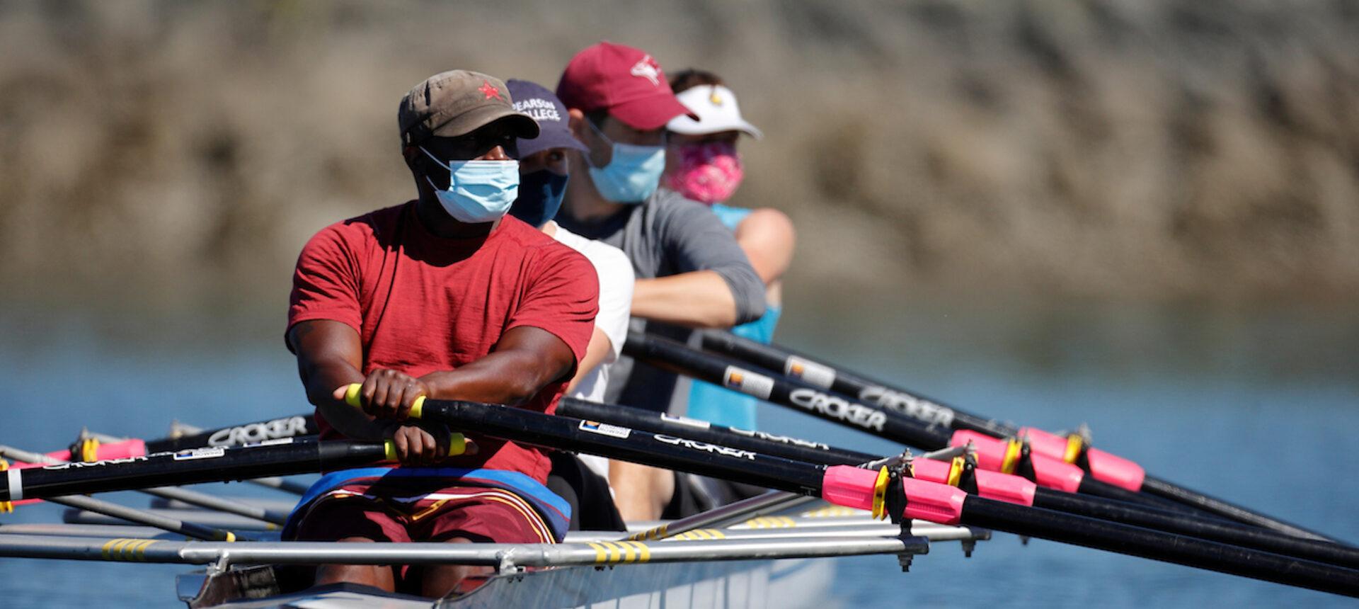 Member Update #7: Return to Rowing