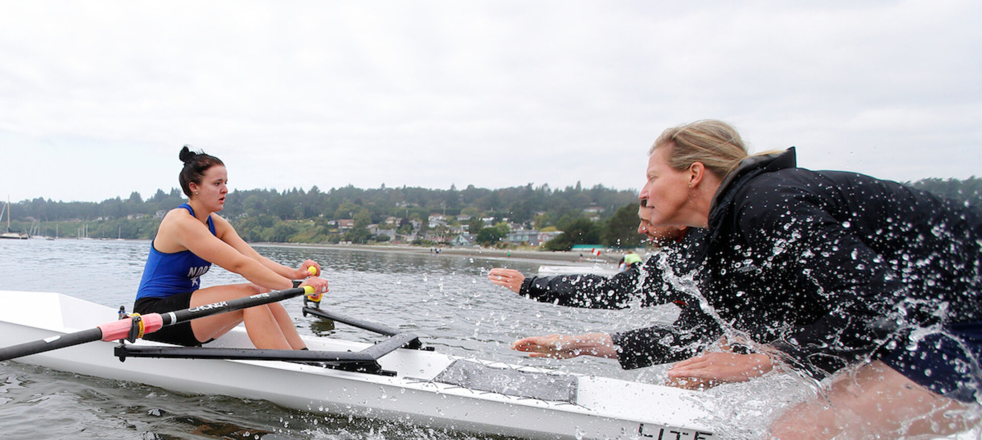 Canadians ready to sprint and row to World Beach Sprint Finals finish line