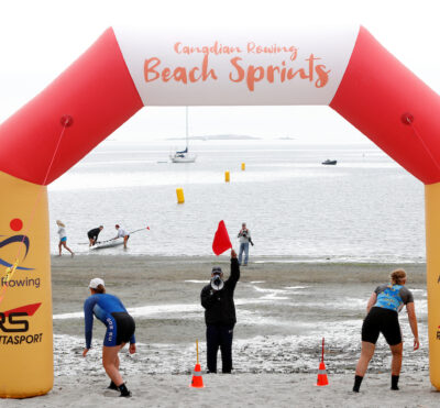 Three Canadians qualify for World Rowing Beach Sprint Finals